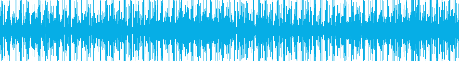 三味線和風ヒップホップインストループ声無の再生済みの波形