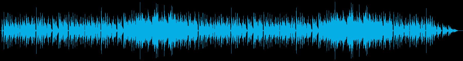 日本風の旋律が特徴Hip Hopトラックの再生済みの波形