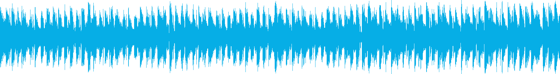 ウクレレ、ホンキートンクピアノ、オ...の再生済みの波形