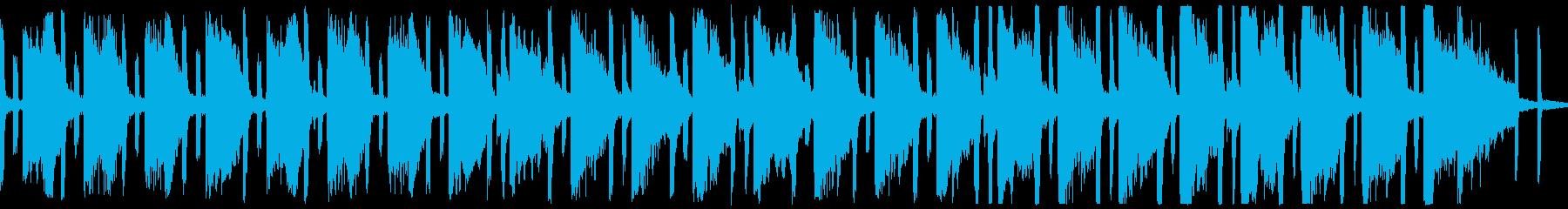 ほのぼのするエレピ曲です。の再生済みの波形