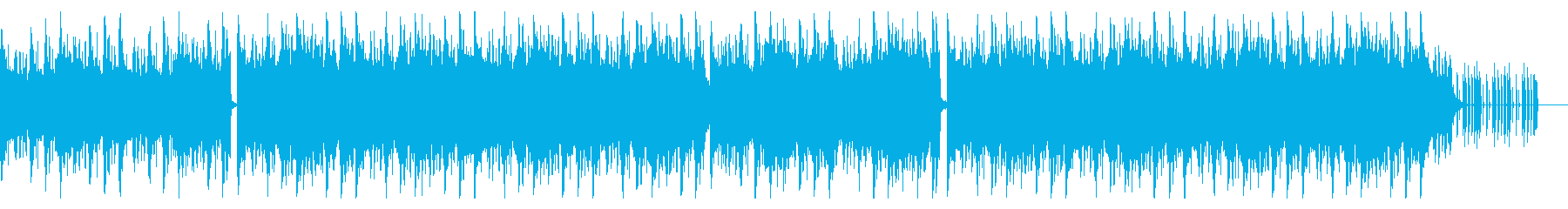 ノスタルジックなLo-Fi Beatsの再生済みの波形