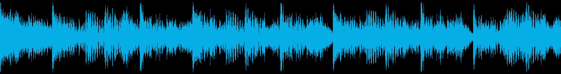 和楽器 民族楽器 太鼓 囃子 祭 掛け声の再生済みの波形