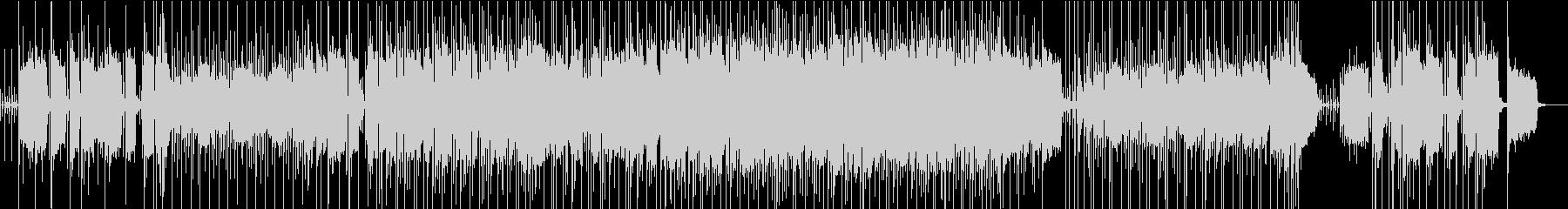 洋楽プログレロック、ハード目の未再生の波形