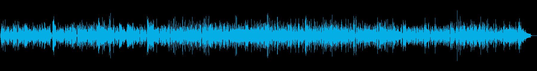 しっとり聴きたい大人のジャズバラードの再生済みの波形