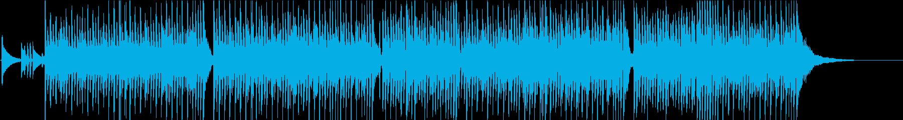 My first ragtimeの再生済みの波形