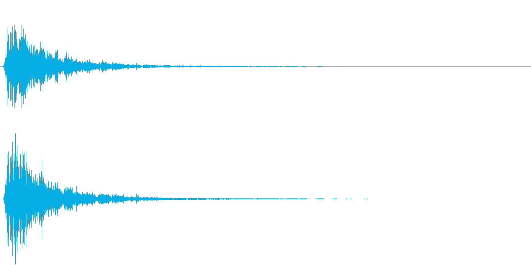 「シャシャーン」象徴的なソリベルの音4の再生済みの波形