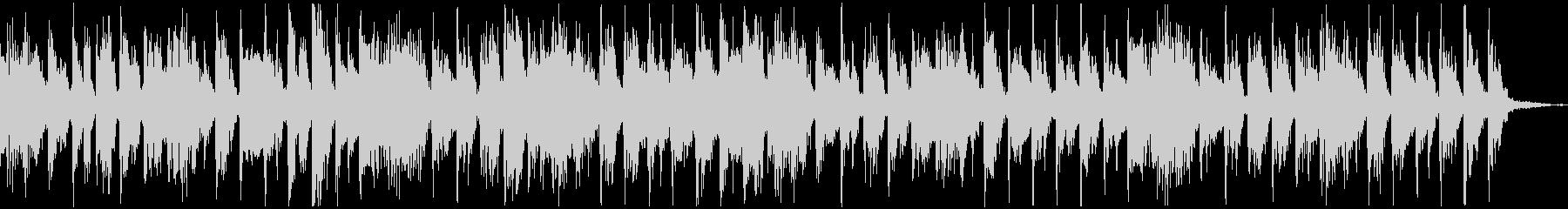 【CM】クールなエレクトロBGM・13の未再生の波形