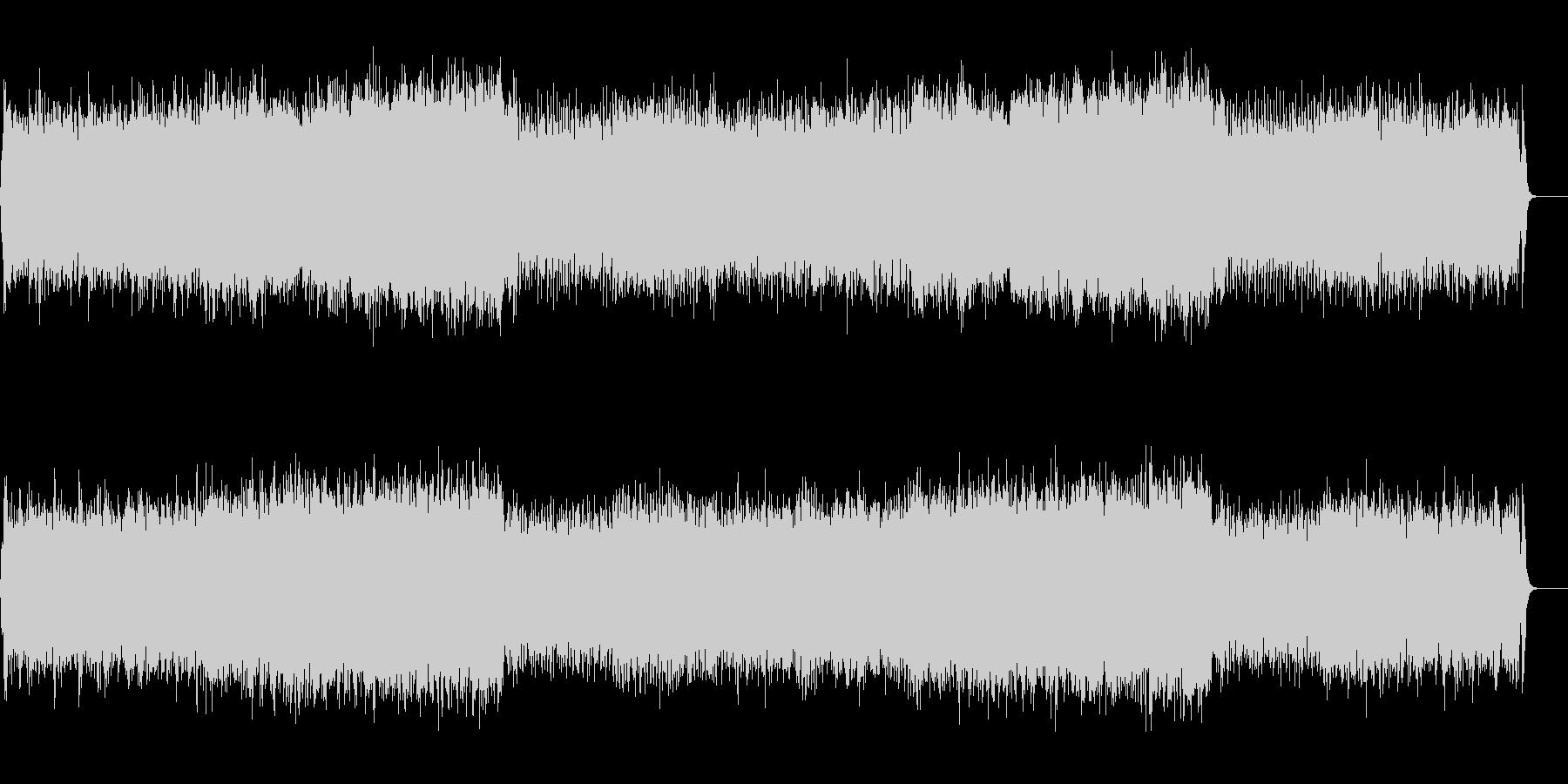 オーケストラ・ロック ボス戦闘/バトルの未再生の波形