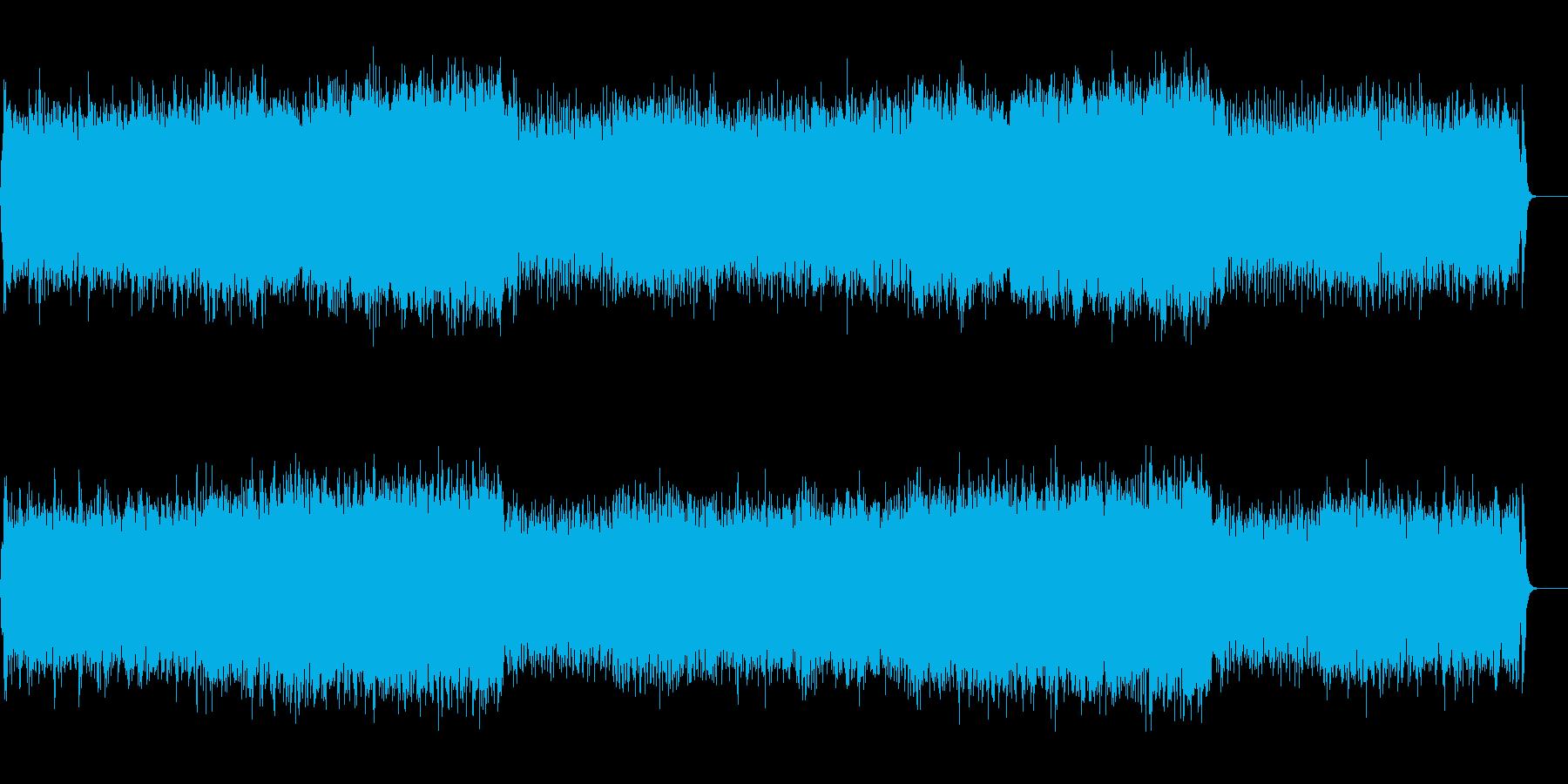 オーケストラ・ロック ボス戦闘/バトルの再生済みの波形