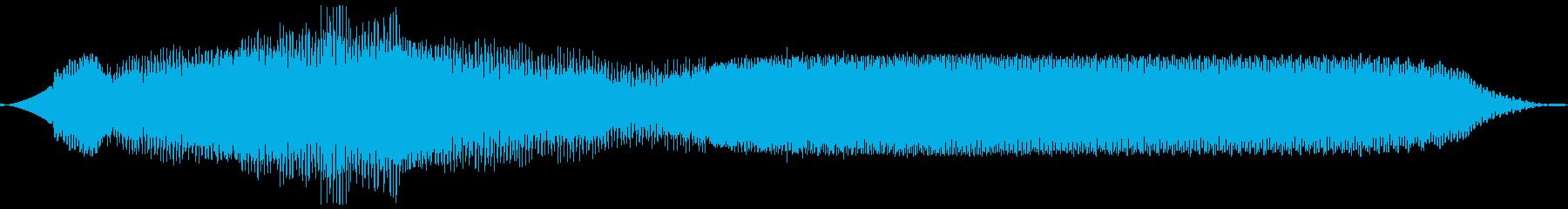 レーザーヒューシュウェインエレクトロbの再生済みの波形