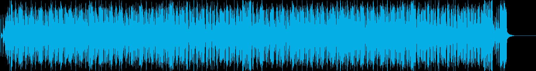 スピード 追跡 挑戦 都会 慌ただしいの再生済みの波形