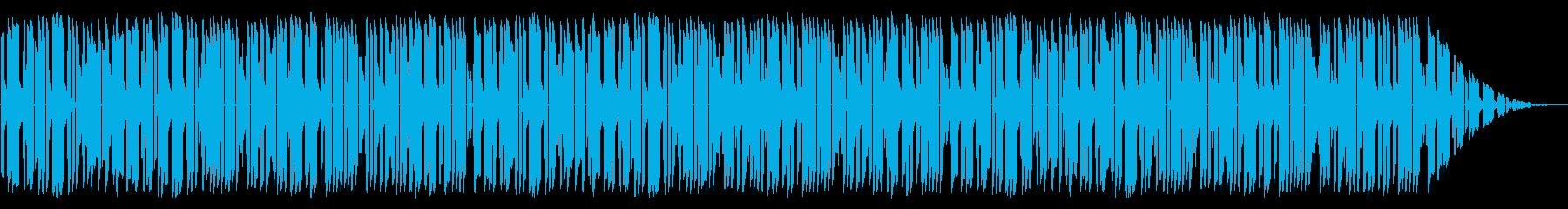 NES 汎用 C02-1(ステージ1) の再生済みの波形