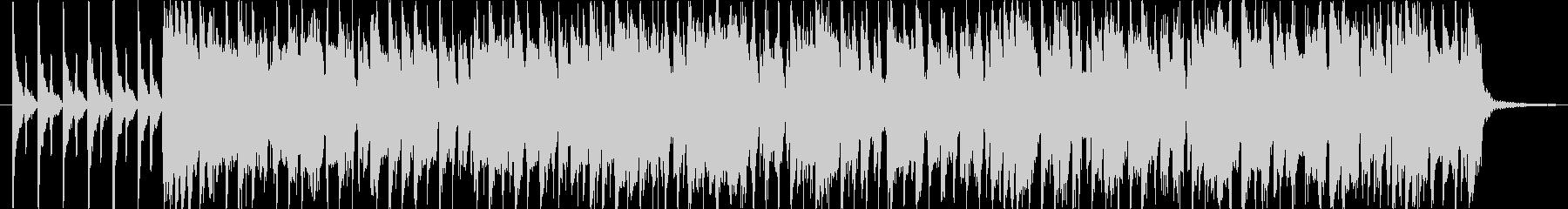 モータウンっぽいジングルの未再生の波形