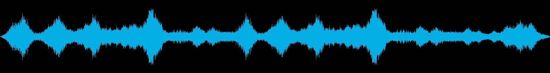 VORTEX WIND:強烈な鞭打...の再生済みの波形