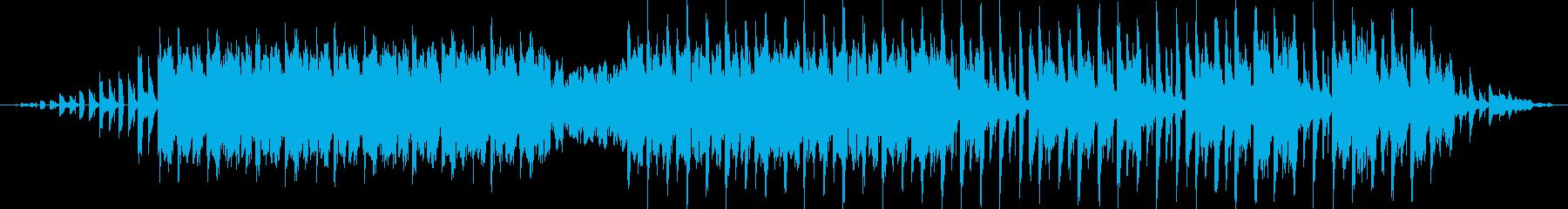 催眠エレクトロアンビエントディープ...の再生済みの波形