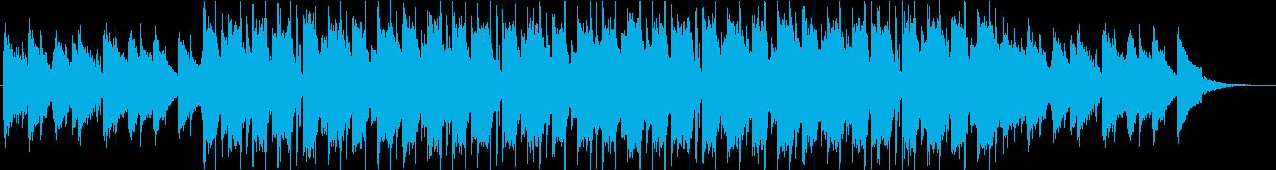 Lo-Fi Hiphop/フレンチ風の再生済みの波形