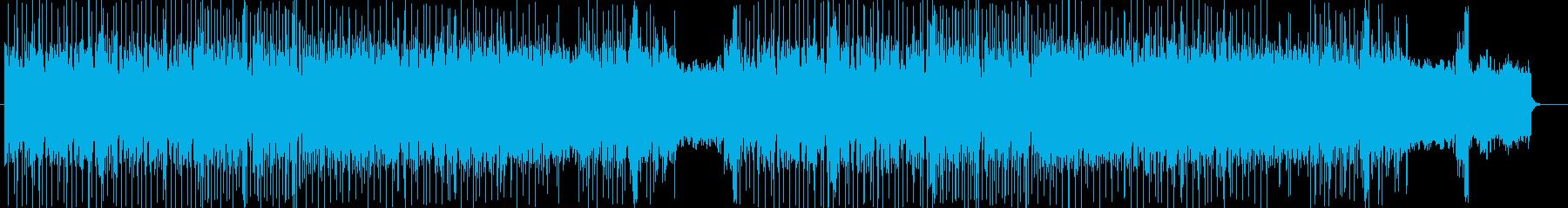 HARD/DARK/METAL 298の再生済みの波形