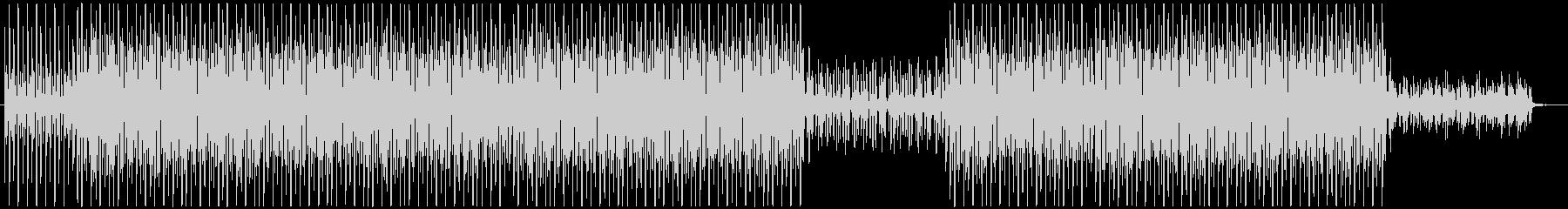 洋楽、ディスコ、ファンク、ヒップホップ♫の未再生の波形