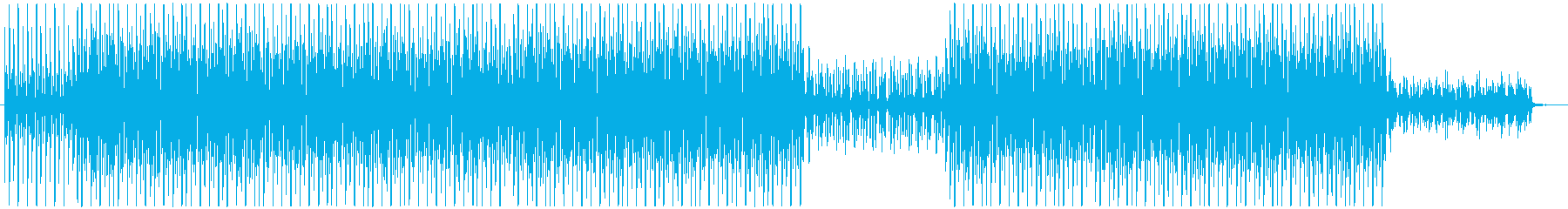 洋楽、ディスコ、ファンク、ヒップホップ♫の再生済みの波形