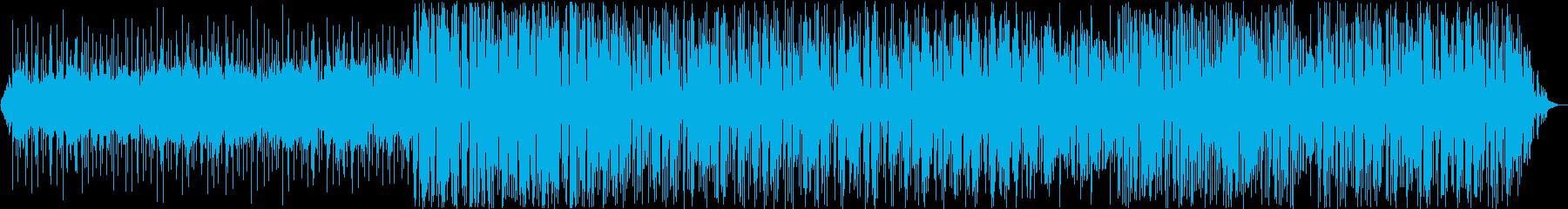 トラディショナル、レゲエ、ポップ。...の再生済みの波形