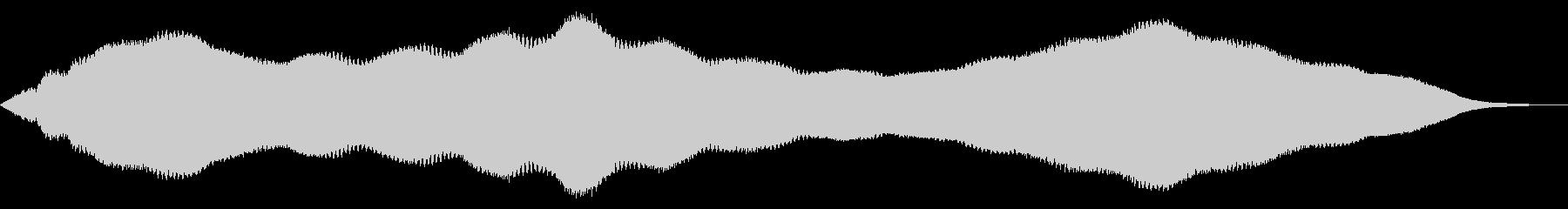 宇宙のドローンエーテルプラネットス...の未再生の波形
