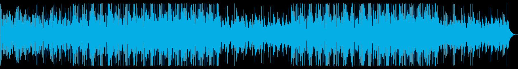 物静か/クール/R&B_No465_1の再生済みの波形
