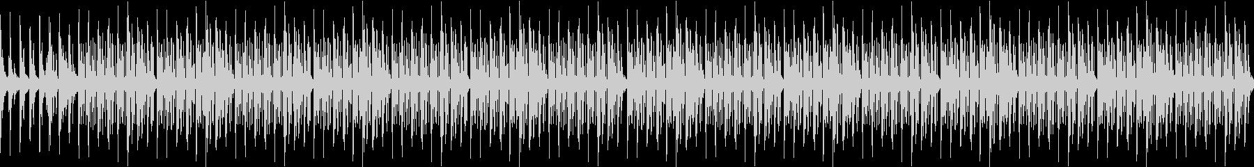 【BGM】リラックス・ジャズ・カフェの未再生の波形