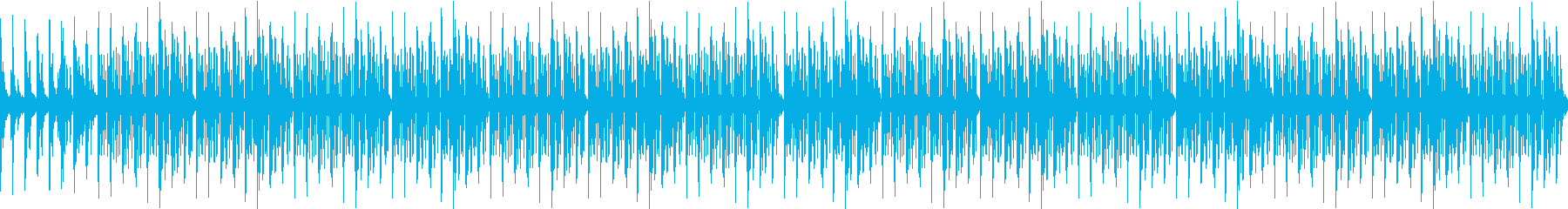 【BGM】リラックス・ジャズ・カフェの再生済みの波形