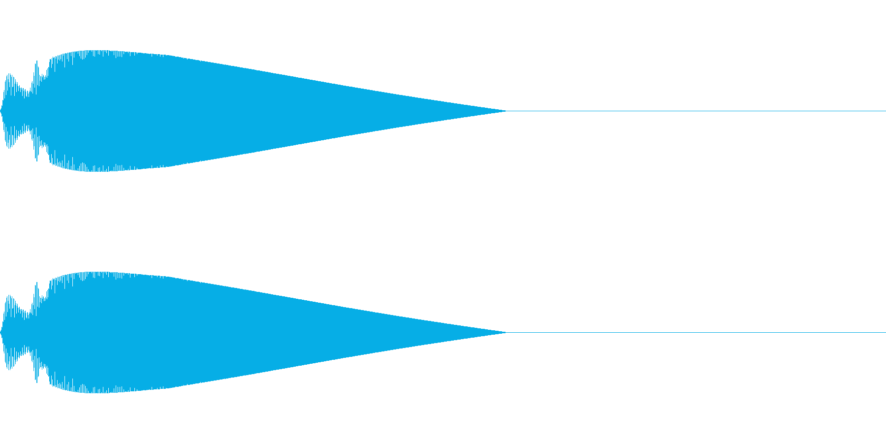 【ピヨーン】ファミコン系ジャンプ音_01の再生済みの波形