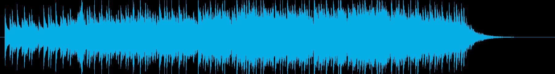 希望の丘の再生済みの波形