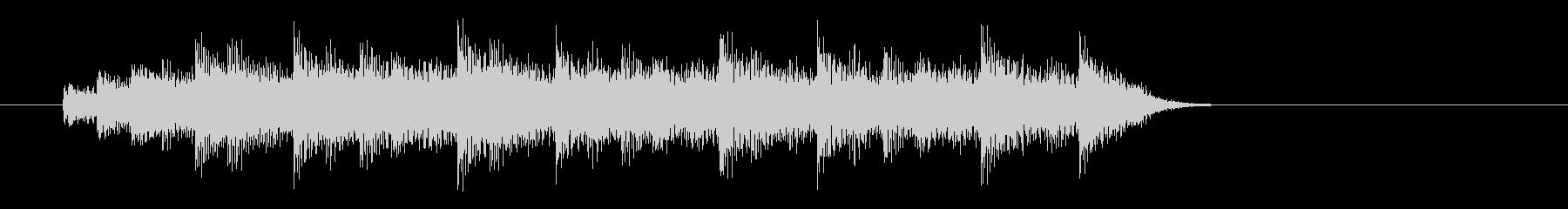 Piano Chord Jingle 2の未再生の波形