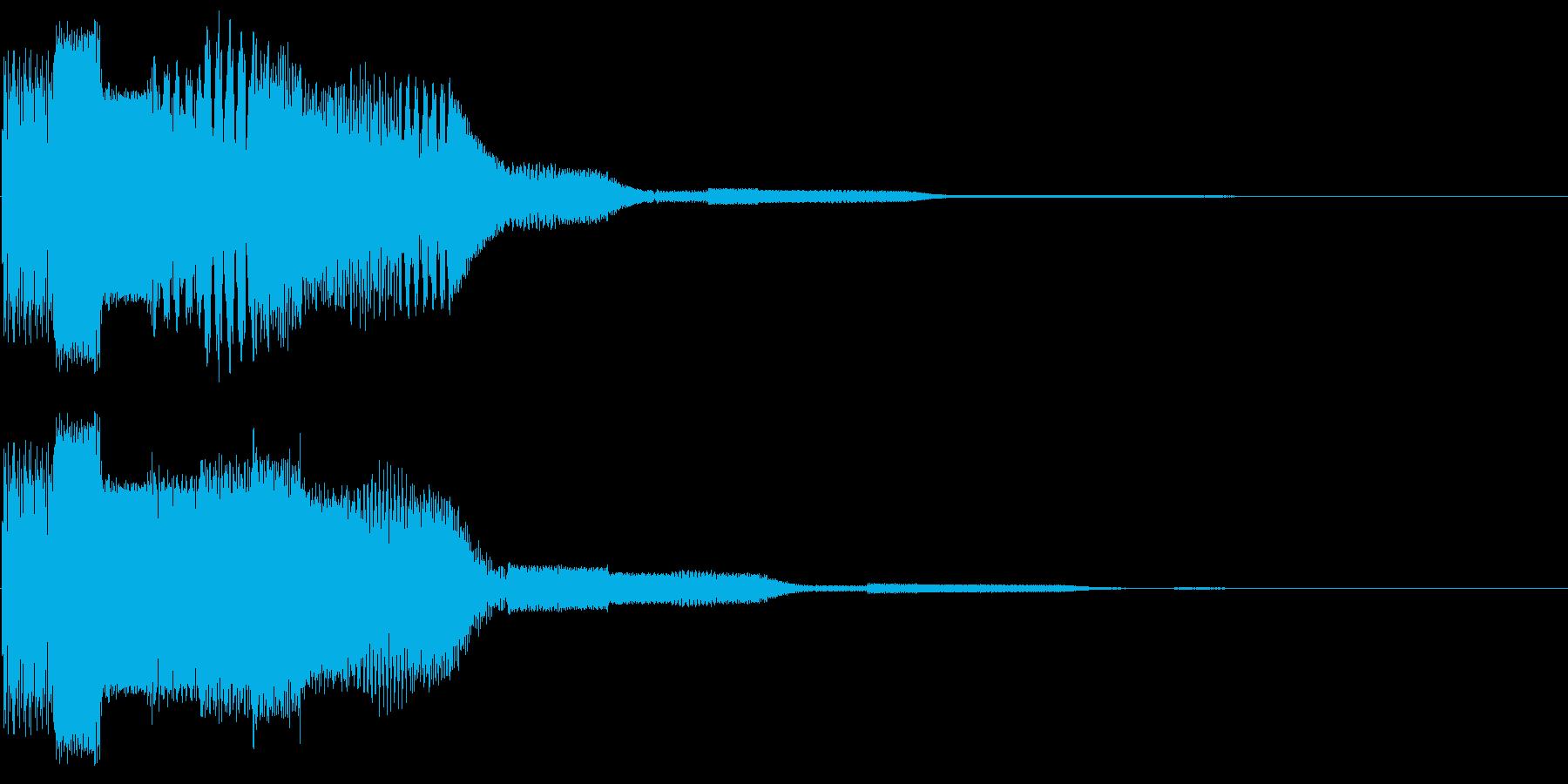 未来的・決定・空気感・取得289の再生済みの波形