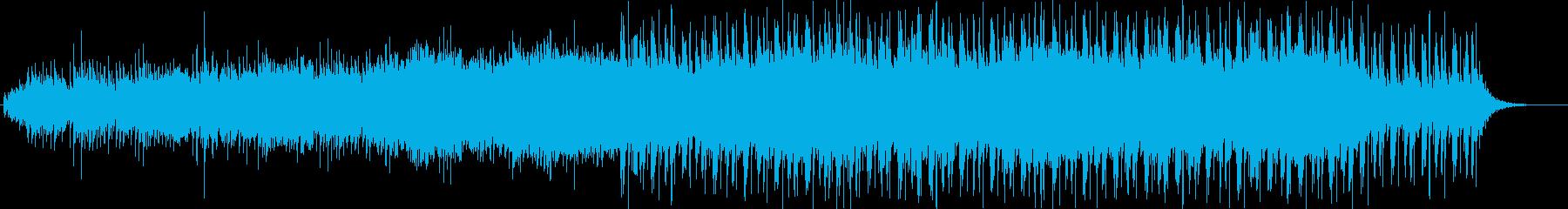 琴、篠笛による幻想的な和風ファンタジーの再生済みの波形