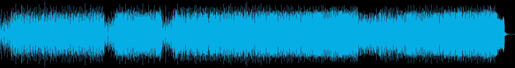 UPHILL CLIMBコンペティ...の再生済みの波形