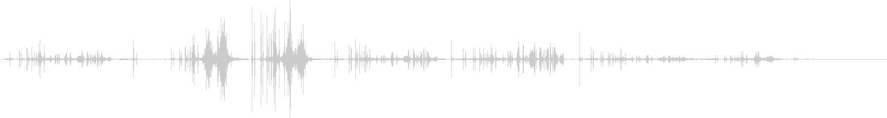 ウロガロ-近く-バージョン3の未再生の波形