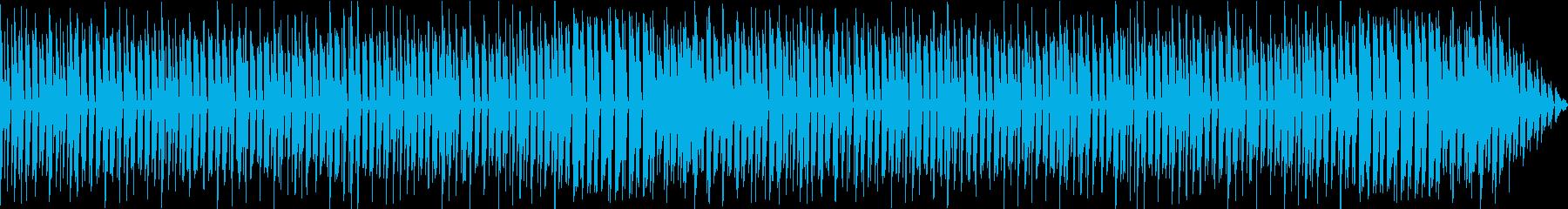【企画紹介BGM】ワクワク・好奇心の再生済みの波形