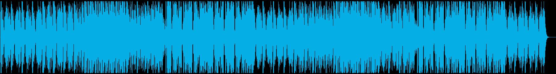木琴とバイオリン FutureBassの再生済みの波形