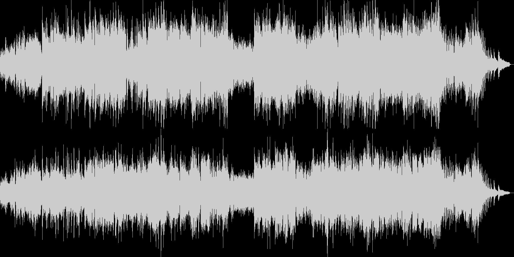 弦楽・出会いと別れ・切な明るいクラシックの未再生の波形