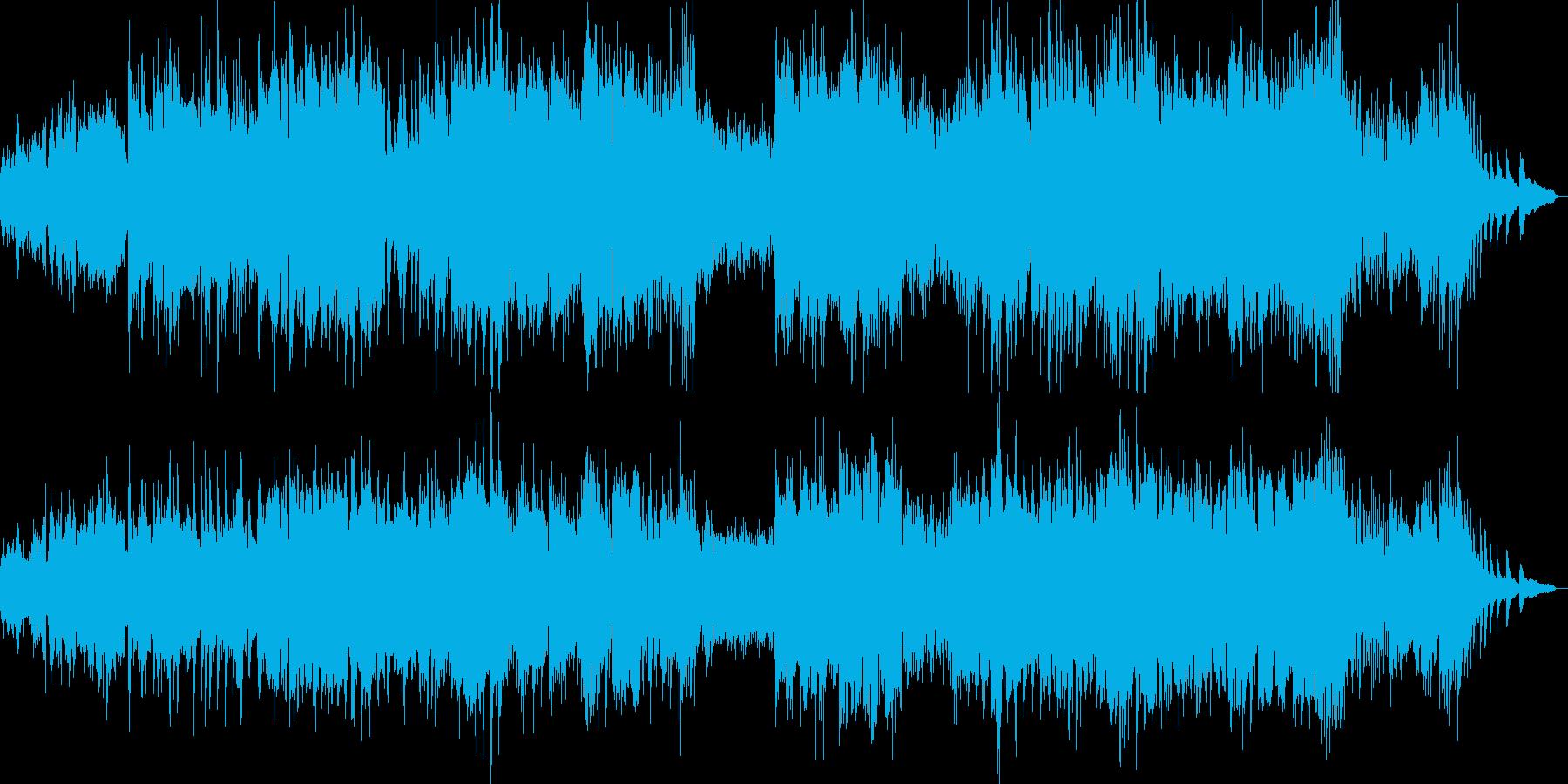 弦楽・出会いと別れ・切な明るいクラシックの再生済みの波形