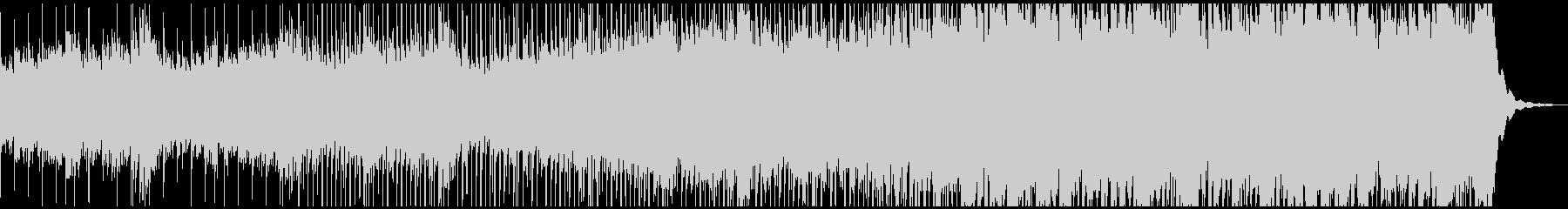 ループ可、シリアス、低音ビートとシンセの未再生の波形