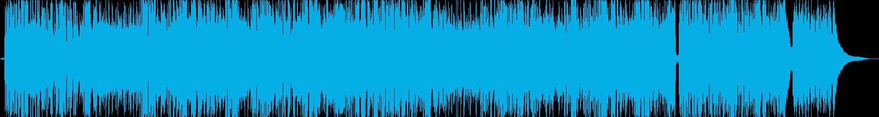 ふりこのようにの再生済みの波形