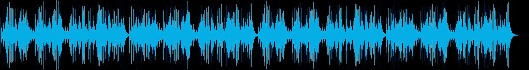 儚さを感じるクラシック曲【オルゴール】の再生済みの波形