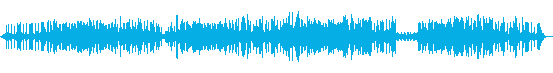 サウンドスケープ、ジャングルでの追...の再生済みの波形