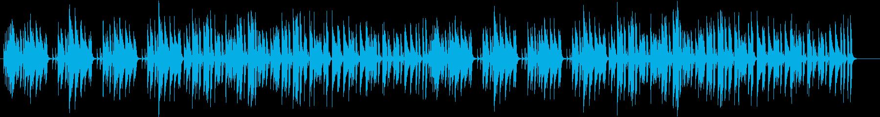 ほのぼのとウクレレでハッピーになれる曲♪の再生済みの波形