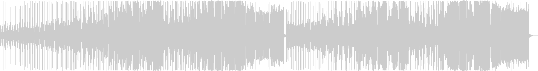 EDM系 明るくスポーティな曲 -3の未再生の波形