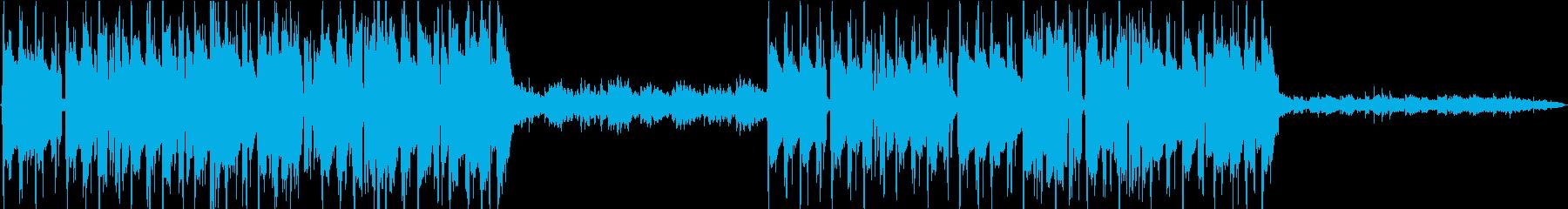 朧気・切ない・lofi hiphop③の再生済みの波形
