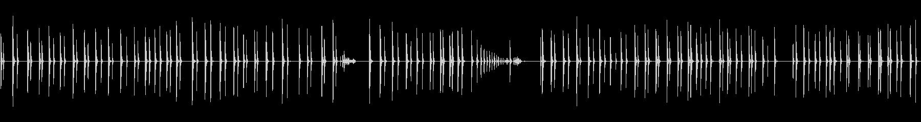 ラリーバックとフォース、テーブルテ...の未再生の波形