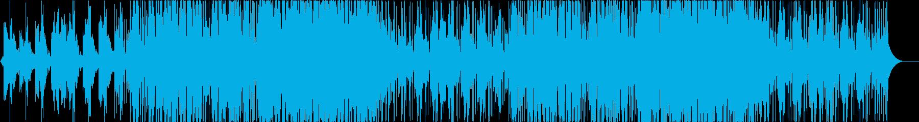 ほのぼのサマー夏の日_Vo Longの再生済みの波形