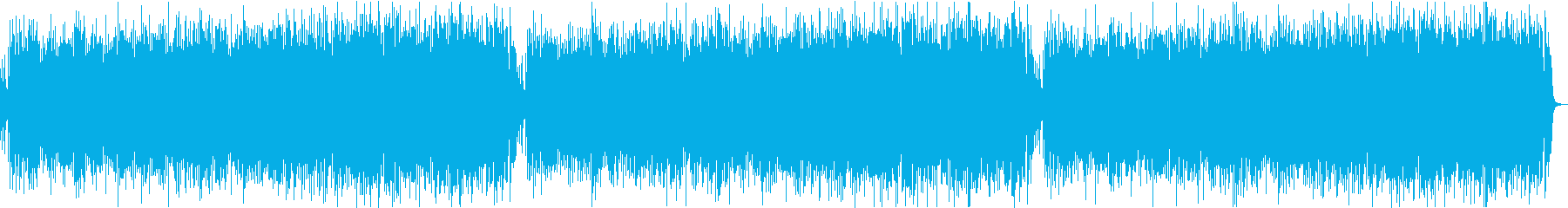 陽気なカントリーフィドルCM軽快疾走感aの再生済みの波形