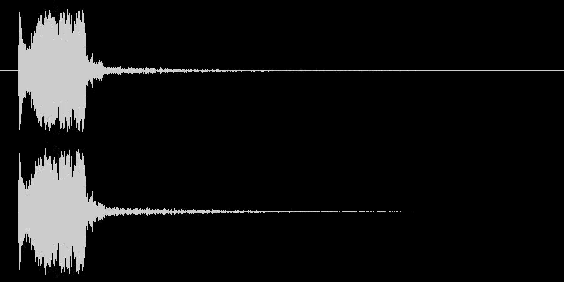 ソニックブーム・衝撃波 SF定番の未再生の波形